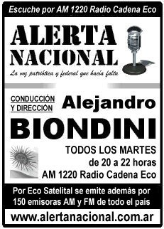 Alerta Nacional 2012