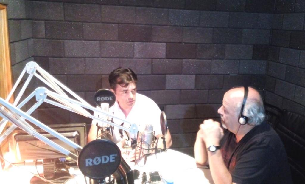 (Audio) Reportaje al Prof. Darío Coria en AM 1140