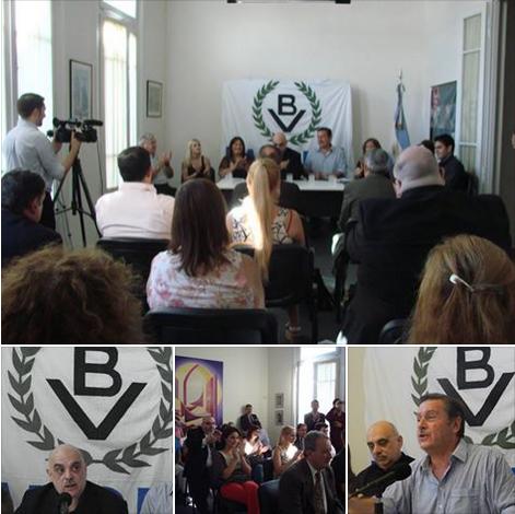 Asamblea de Candidatos de Bandera Vecinal - Primarias Porteñas 2015
