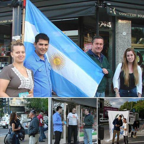Primarias: Campaña de Bandera Vecinal en Floresta y Mataderos