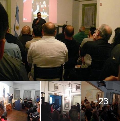 Ver album de fotos en la página oficial de Casa Patria en Facebook