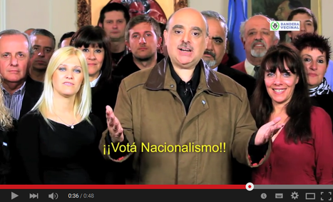 "Spot Bandera Vecinal: ""Diputados Buenos Aires"""