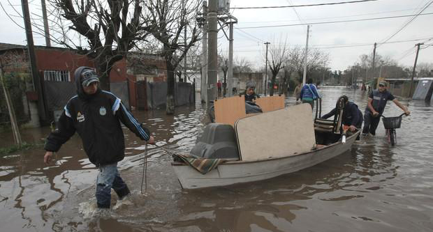 Inundados 2015 - Pcia. Buenos Aires